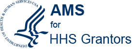 Click for AMS HHS Grantor Login